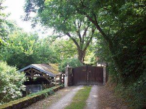L'ancien moulin de Florent Pagny